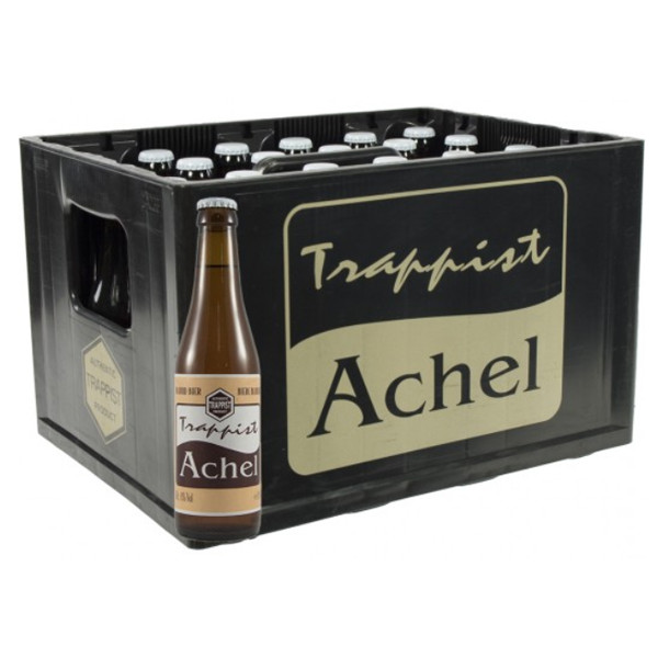 Buy-Achat-Purchase - Achel Blond 8° CRATE 24x33cl - Crates (15% discount) -