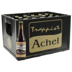 Buy-Achat-Purchase - Achel Bruin 8° CRATE 24x33cl - Crates (15% discount) -