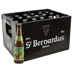 Buy-Achat-Purchase - St Bernardus Triple 8° CRATE 24x33cl - Crates (15% discount) -
