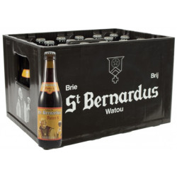 Buy-Achat-Purchase - St Bernardus Pater 6 - 6.7° CRATE 24x24cl - Crates (15% discount) -