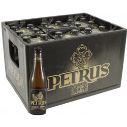 Buy-Achat-Purchase - Petrus Gouden Triple 7.5° CRATE 24x33cl - Crates (15% discount) -