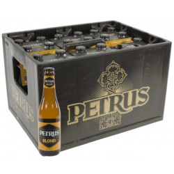Buy-Achat-Purchase - Petrus Blond 6,6° CRATE 24x33cl - Crates (15% discount) -