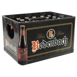 Buy-Achat-Purchase - Rodenbach 5° CRATE 24x24cl - Crates (15% discount) -