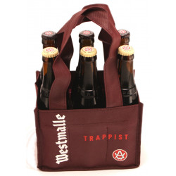 Buy-Achat-Purchase - Westmalle BAG 6x33cl - Beers Gifts -