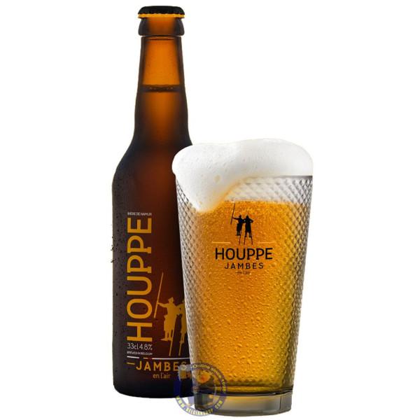 Houppe Jambes En L'Air 4,8° - 1/3L - Special beers -