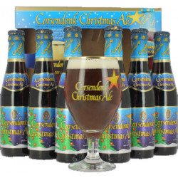 Buy-Achat-Purchase - Christmas Corsendonk Box (6 beers, 1 glass) - Christmas Beers -