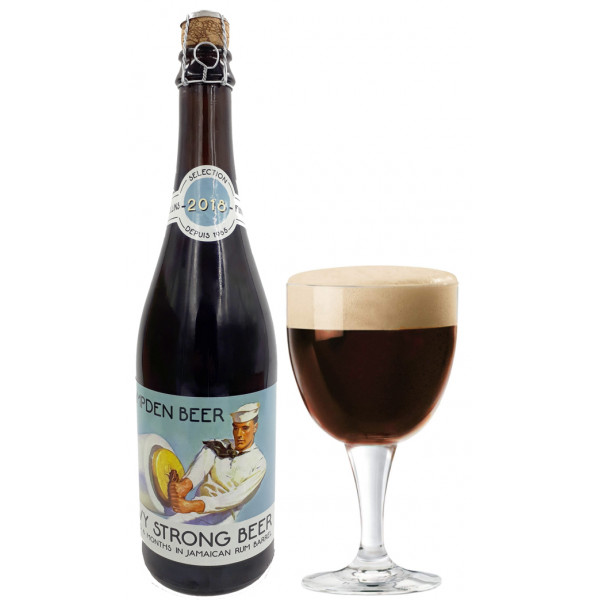 HAMPDEN Rum Beer 12,7° - 3/4L - Vintage -