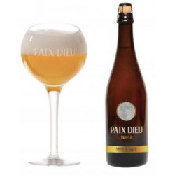 Buy-Achat-Purchase - Paix Dieu Gift Pack 75cl + 1 Glass - Abbey beers -