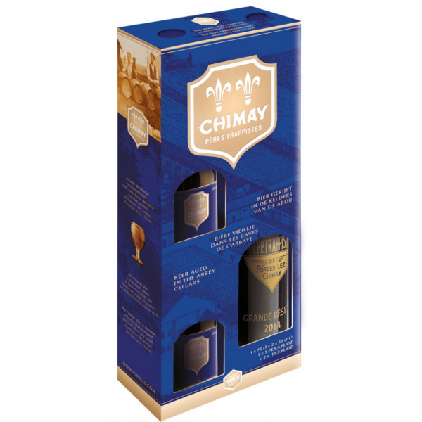 "Buy-Achat-Purchase - Chimay Tasting Pack ""Degustation"" - Trappist beers -"