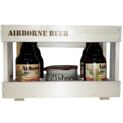 "\""Big Five\\"" Airborne Wooden Pack - Beers Gifts -"