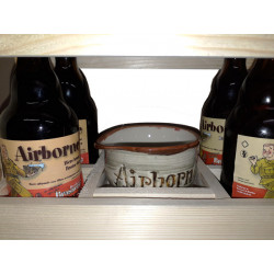 "Buy-Achat-Purchase - ""Big Five"" Airborne Wooden Pack - Beers Gifts -"