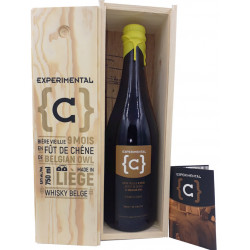 Buy-Achat-Purchase - Experimental Curtius 9,9° - 3/4L - Special beers -