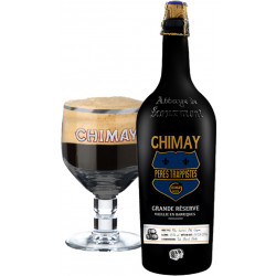 "Buy-Achat-Purchase - Chimay ""Grande Réserve"" Barrel Aged - Rum 2017 37,5cl - Trappist beers -"