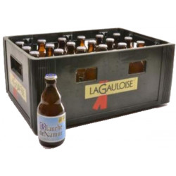 Buy-Achat-Purchase - Blanche de Namur 4.5° CRATE 24x33cl - Crates (15% discount) -