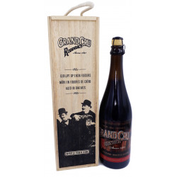 Buy-Achat-Purchase - Rodenbach Grand Cru Wooden Pack 3/4L - Beers Gifts -