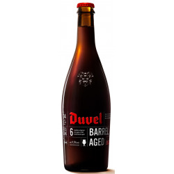 Duvel Barrel Aged 2017 (Bourbon) PACK 11,5° - Vintage -