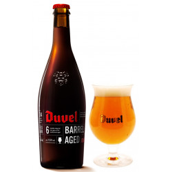 Buy-Achat-Purchase - Duvel Barrel Aged 2017 (Bourbon) PACK 11,5° - Vintage -