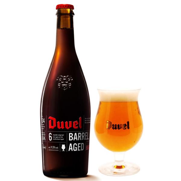 Buy-Achat-Purchase - Duvel Barrel Aged 2017 (Bourbon) PACK 11,5° - Vintage -