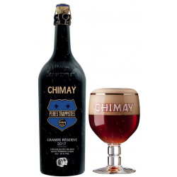 "Buy-Achat-Purchase - Chimay ""Grande Réserve"" Barrel Aged - Rum 2017 3/4L - Trappist beers -"