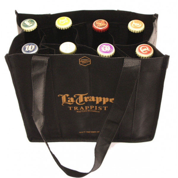 La Trappe BAG 8x33cl - Beers Gifts -