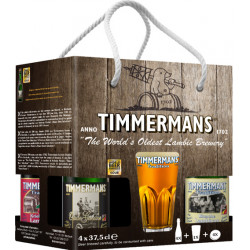 Buy-Achat-Purchase - Giftpack Timmermans Retro Collection - Beers Gifts -