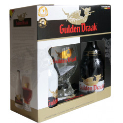 Buy-Achat-Purchase - Gulden Draak Pack 2x33cl - 1V - Beers Gifts -