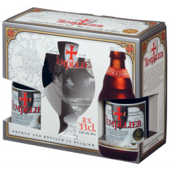 Tempelier Pack 2x33cl - 1V - Beers Gifts -