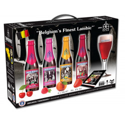 Giftpack Timmermans Fruit of Tradition - Beers Gifts -