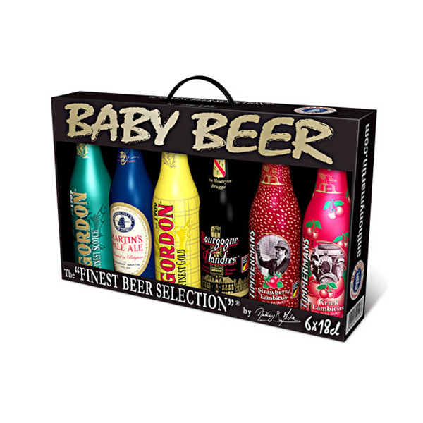 Buy-Achat-Purchase - Giftpack Baby Beer - Beers Gifts -
