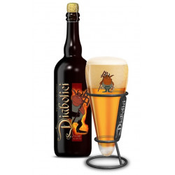 Buy-Achat-Purchase - Diabolici Pack 75cl + 1 Glass - Beers Gifts -