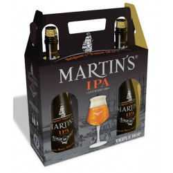 Buy-Achat-Purchase - Martin's IPA Pack - Beers Gifts -