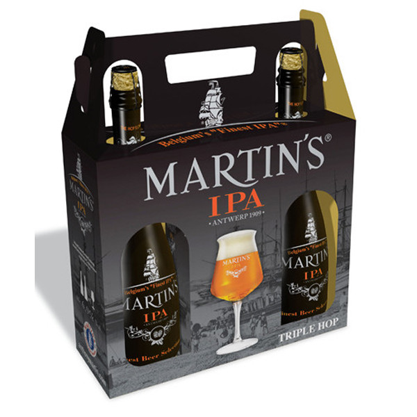 Martin's IPA Pack - Beers Gifts -