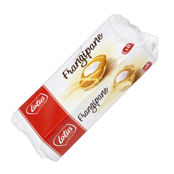 Buy-Achat-Purchase - LOTUS frangipane 8 x 52 g - Biscuits - Lotus