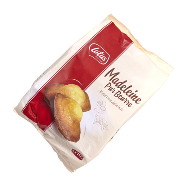 "Buy-Achat-Purchase - LOTUS Madeleine ""pure butter"" 280 g - Biscuits - Lotus"