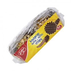 LOTUS Waffles CRISPY Chocolate 4X4 - Waffles - Lotus