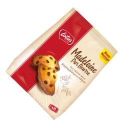 Buy-Achat-Purchase - LOTUS Madeleine Pur Beurre Aux RAISINS 8pcs - Biscuits - Lotus