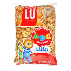 Buy-Achat-Purchase - LU Nic-Nac Lulu ABC The Original 400g - Biscuits - LU