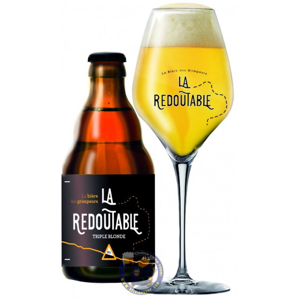 Buy-Achat-Purchase - La Redoutable Tripel 9° - 1/3L - Special beers -