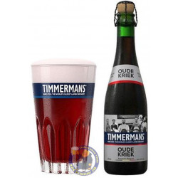 Buy-Achat-Purchase - Timmermans Oude Kriek 5°-37,5cl - Geuze Lambic Fruits -