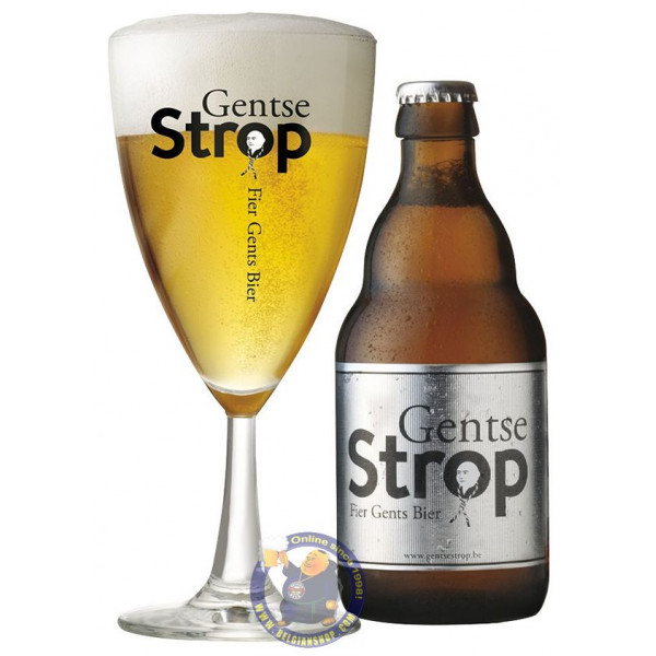 Buy-Achat-Purchase - Gentse Strop 6.9° - 1/3L - Special beers -