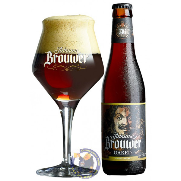 Adriaen Brouwer OAKED 10° - 1/3L - Special beers -
