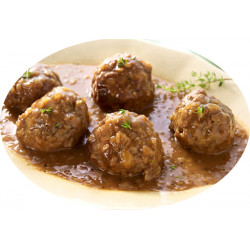 LAMBERT Sauce Liegeoise 350g - Ready Meal -