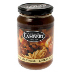 Buy-Achat-Purchase - LAMBERT Sauce Liegeoise 350g - Ready Meal -