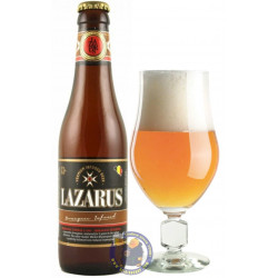 Buy-Achat-Purchase - Lazarus Armagnac Infused 8.5° - 1/3L - Special beers -