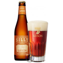 Buy-Achat-Purchase - Saison Silly 5°-1/3L - Season beers -