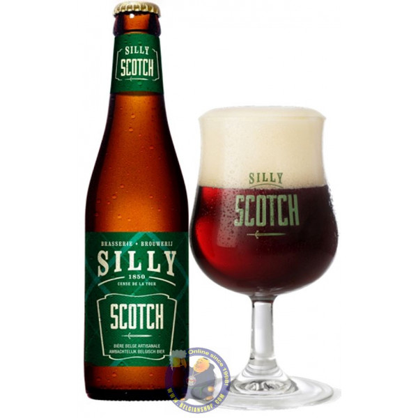 Buy-Achat-Purchase - Scotch Silly 8°-1/3L - Special beers -