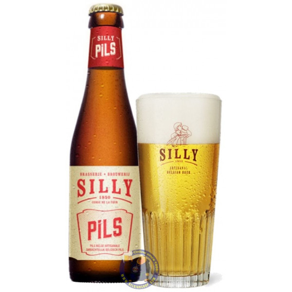 Buy-Achat-Purchase - Silly Pils 5° - 1/4L - Pils -