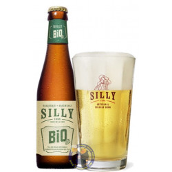 Buy-Achat-Purchase - Silly BIO Pils 5° -1/4L - Pils -