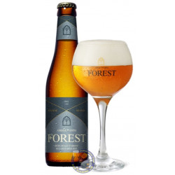 Buy-Achat-Purchase - Abbaye de Forest 6.5° -1/3L - Abbey beers -