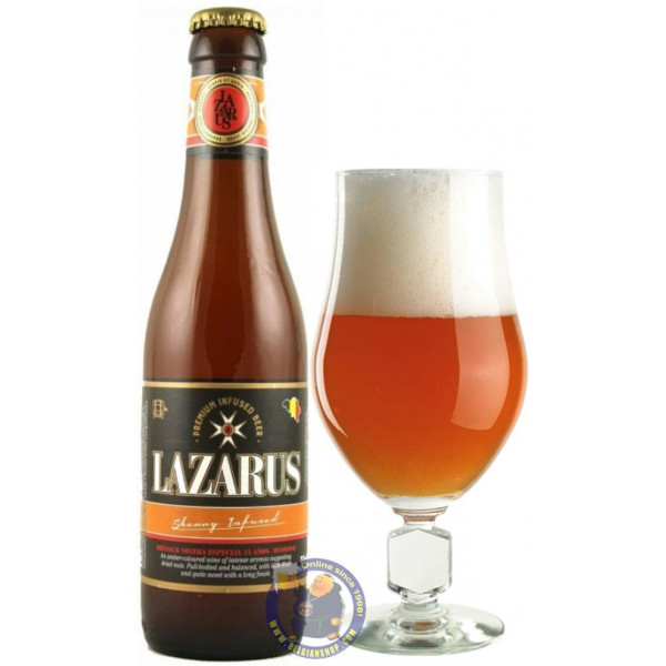 Lazarus Sherry Infused 8.5° - 1/3L - Special beers -